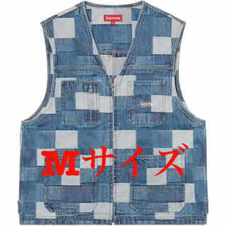 Supreme - supreme Patched Denim Vest