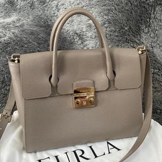 Furla - フルラ FURLA メトロポリス サッチェル 2wayショルダー