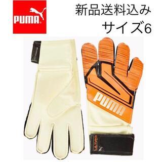 PUMA - 【新品未使用】6号 プーマ キーパーグローブ