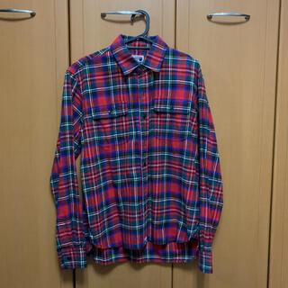 アベイシングエイプ(A BATHING APE)のbape ネルシャツ(シャツ)