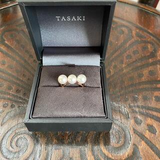 タサキ(TASAKI)のタサキ バランス サクラゴールド(リング(指輪))