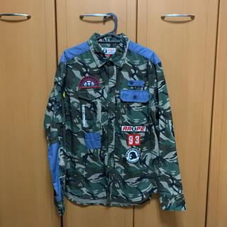 アベイシングエイプ(A BATHING APE)のa ape カモシャツ(シャツ)
