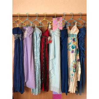 デイジーストア(dazzy store)の14着+ストール1枚 キャバクラドレス ロングドレス ストール まとめ売り(ロングドレス)