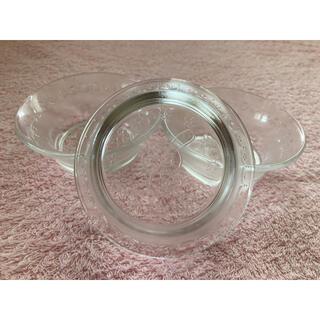 サンリオ(サンリオ)の新品 未使用 ウサハナ USAHANA ガラス小鉢セット サンリオ  非売品(食器)