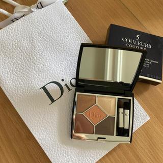 Dior - 新色!ディオール✴︎サンク クルール クチュール 439 コッパー