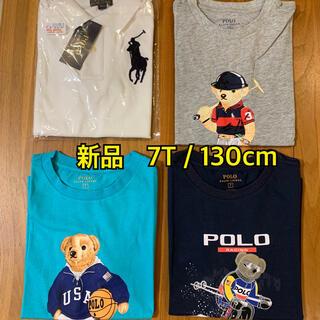 POLO RALPH LAUREN - ポロラルフローレン半袖Tシャツ/ポロベア/ポロシャツ