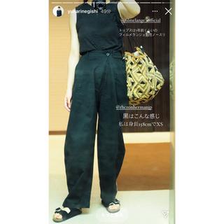 ロンハーマン(Ron Herman)のRHC 新作Wide Chino Pants ブラックXS(チノパン)