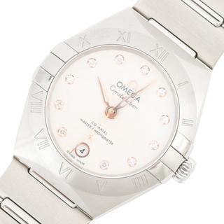 オメガ(OMEGA)のオメガ OMEGA コンステレーション 腕時計 レディース【中古】(腕時計)