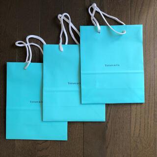 ティファニー(Tiffany & Co.)のティファニーの袋3つ(ショップ袋)