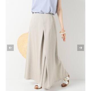 IENA - 【タグ付き】IENA デザインスリットスカート 36