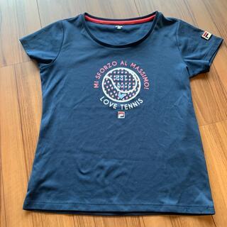 FILA - 【美品✨】フィラ FILA レディース テニスウェア ゲームシャツ