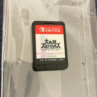Nintendo Switch - Nintendo Switch 大乱闘スマッシュブラザーズSPECIAL .°