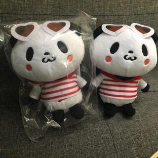 ラクテン(Rakuten)のお買い物パンダ 楽天パンダ ぬいぐるみ(キャラクターグッズ)