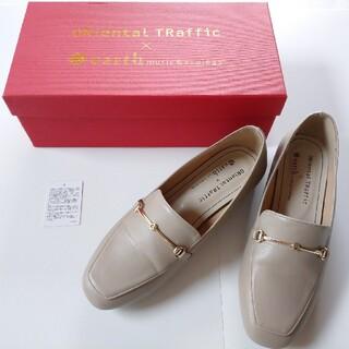 オリエンタルトラフィック(ORiental TRaffic)のアース  ORiental TRaffic *ローファー ビットローファー 36(ローファー/革靴)
