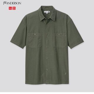 J.W.ANDERSON - ユニクロ jwアンダーソン チェックシャツ