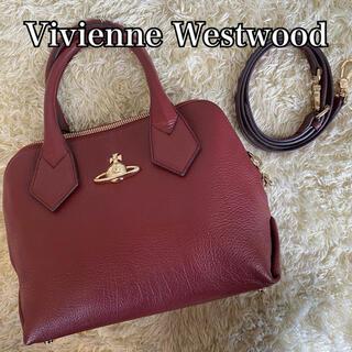 ヴィヴィアンウエストウッド(Vivienne Westwood)の極美品 ヴィヴィアンウエストウッド ハンドバッグ ショルダーバッグ 2way(ショルダーバッグ)
