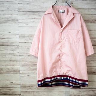 ポールアンドジョー(PAUL & JOE)のPAUL&JOE オープンカラー半袖シャツ(シャツ)