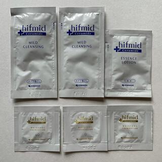 小林製薬 - ヒフミド クレンジング、化粧水、ファンデーションサンプル