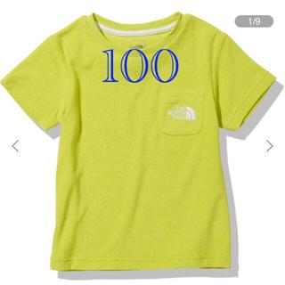 THE NORTH FACE - ノースフェイス パイルポケットティ Tシャツ 100