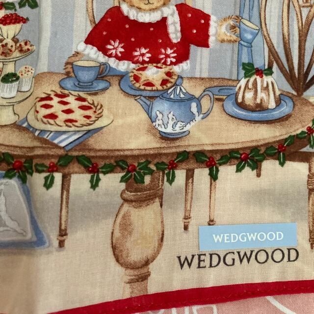 WEDGWOOD(ウェッジウッド)のウエッジウッドハンカチ レディースのファッション小物(ハンカチ)の商品写真