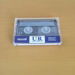 マクセル(maxell)のマクセル カセットテープ 90分(その他)