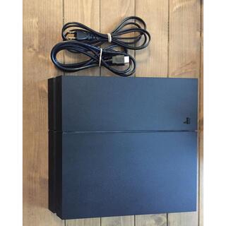 PlayStation4 - 【中古】PS4本体 CUH-1200A 箱なし