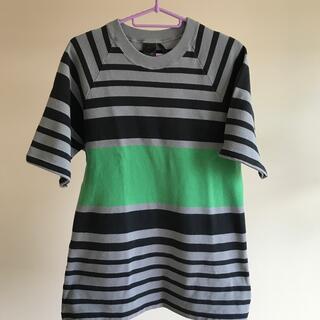 バートン(BURTON)のボーダーTシャツ(Tシャツ/カットソー(半袖/袖なし))