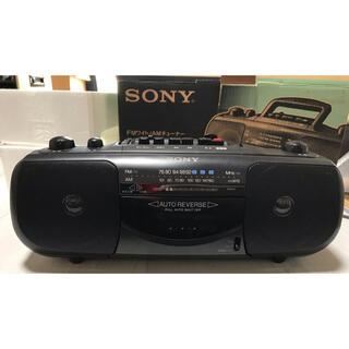 SONY - SONY CFS-E16 コードあり。アンテナ曲がりなし。