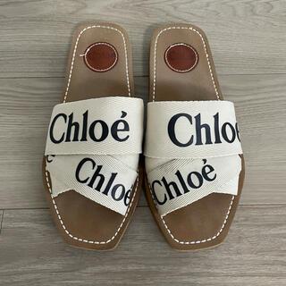クロエ(Chloe)のchloe サンダル(サンダル)