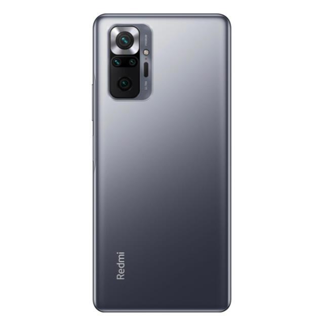 ANDROID(アンドロイド)の【本日限定価格】Redmi Note 10 Pro Onyx Gray スマホ/家電/カメラのスマートフォン/携帯電話(スマートフォン本体)の商品写真