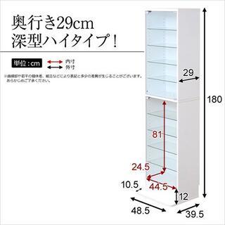 HOMEtaste ホームテイスト CLR-D-485 [コレクションラック ハ(その他)