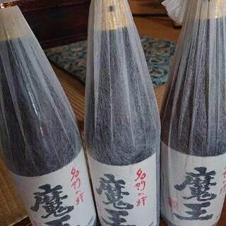 魔王一升瓶さんぼん(焼酎)