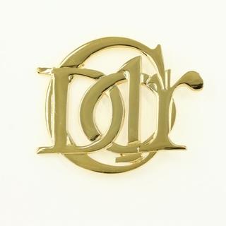 クリスチャンディオール(Christian Dior)のクリスチャンディオール  ブローチ・ピンタック(ブローチ/コサージュ)