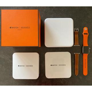 Hermes - Apple Watch × HERMES SERIES 3