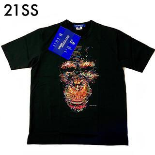 ジュンヤワタナベコムデギャルソン(JUNYA WATANABE COMME des GARCONS)の2021SS ジュンヤワタナベマン グラフィック Tシャツ コムデギャルソン(Tシャツ/カットソー(半袖/袖なし))