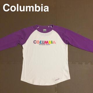 コロンビア(Columbia)のColumbia(コロンビア)7分丈 Tシャツ(シャツ/ブラウス(長袖/七分))