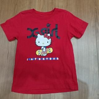 エックスガール(X-girl)のXgirl×サンリオ 120cm Tシャツ(Tシャツ/カットソー)