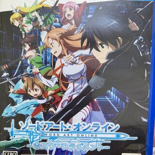 PlayStation Vita - ソードアート・オンライン -ホロウ・フラグメント- Vita