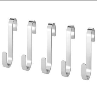イケア(IKEA)のIKEA KUNGSFORS クングスフォルス S字フック 5個セット(その他)