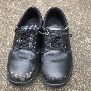ミドリアンゼン(ミドリ安全)の安全靴 革 プレミアムコンフォート 24.5cm (その他)