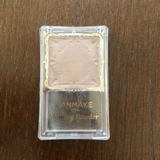 キャンメイク(CANMAKE)のキャンメイク(CANMAKE) シェーディングパウダー 04 アイスグレーブラウ(フェイスカラー)