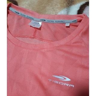 ティゴラ(TIGORA)のTIGORA Tシャツ トレーニングウェア ランニング(ウェア)