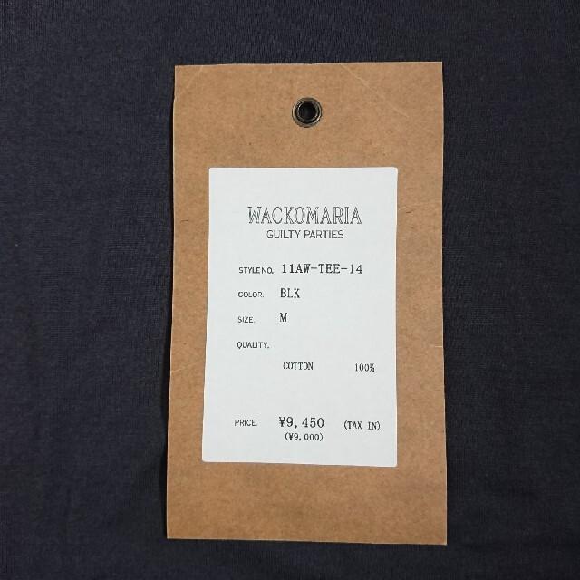 WACKO MARIA(ワコマリア)のWACKOMARIA Tシャツ メンズのトップス(Tシャツ/カットソー(半袖/袖なし))の商品写真