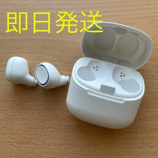 audio-technica - オーディオテクニカ ATH-CK3TW WH ホワイト 白 ワイヤレスイヤホン