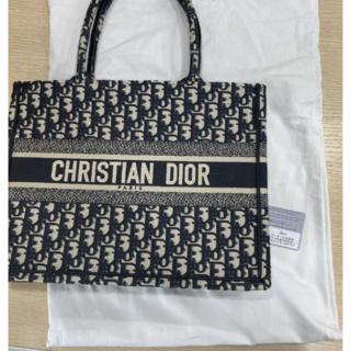 Christian Dior - DIORクリスチャンディオール ブックトートバック