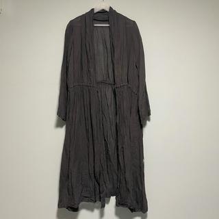 ネストローブ(nest Robe)のnest robe ネストローブ リネンカシュクールワンピース(ロングワンピース/マキシワンピース)