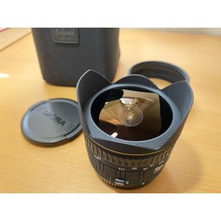 SIGMA - SIGMA 15mm F2.8EX DG  FISHEYE (キヤノン用)