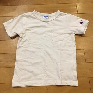 Champion - チャンピオン ポケットTシャツ 120