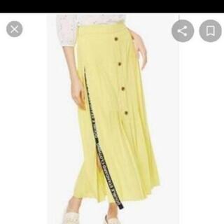 ダブルスタンダードクロージング(DOUBLE STANDARD CLOTHING)のダブスタスカート今季(ロングスカート)
