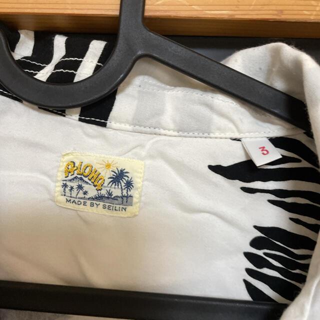 HOLLYWOOD RANCH MARKET(ハリウッドランチマーケット)のALOHA 聖林公司 日本製 アロハシャツ メンズのトップス(シャツ)の商品写真